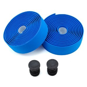 Fita de Guidão Eva Silicone Azul 2.5mm 200x30mm