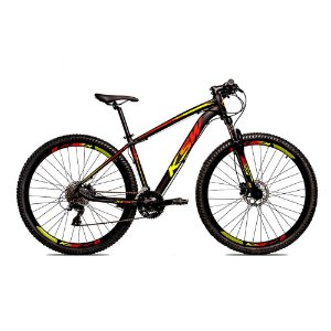 Bicicleta Alumínio 29 KSW Sunrun 27 Velocidades Freio hidráulico KRWC3