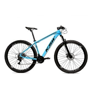 Bicicleta Alumínio 29 KSW Shimano TZ 24 Velocidades Freio a Disco KRWC6