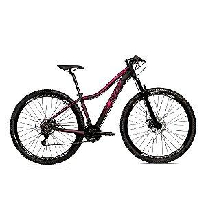 Bicicleta Alumínio 29 KSW Shimano TZ  24 Velocidades Freio hidráulico LTX KRWC7