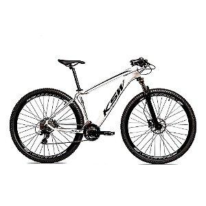 Bicicleta Alumínio 29 KSW Shimano Alivio 27 Velocidades Freio Hidráulico KRWC11