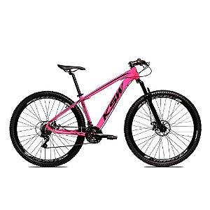 Bicicleta Alum 29 Ksw 27 Vel Hidraulico Alivio