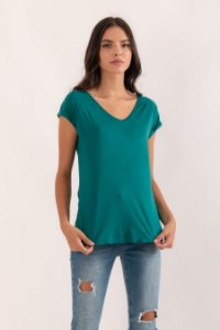 Blusa Sandy verde