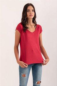 Blusa Sandy vermelho