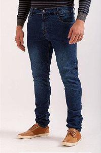 Calça jeans 501 escuro desgastado
