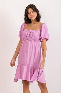 Vestido Giulia lilás
