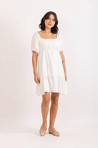 Vestido Giulia branco