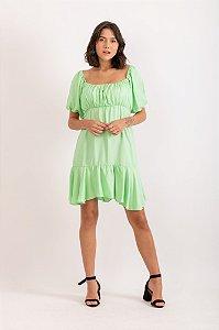 Vestido Giulia verde