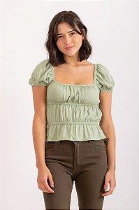 Blusa Pity verde