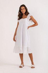 Vestido Pury branco