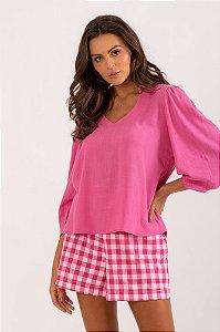 Blusa Kerenina rosa