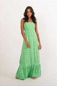 Vestido Zendaya verde