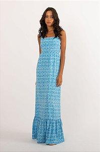 Vestido Zendaya azul