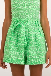 Short Zendaya verde