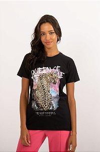 Camiseta Tigre preta