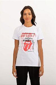 Camiseta Japan branca