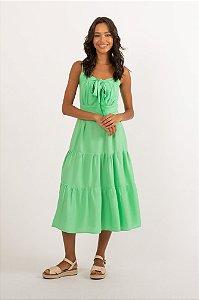 Vestido Serena verde