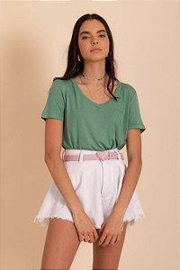 Camiseta Tata cor verde