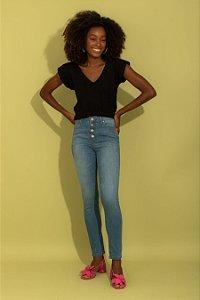 Calça Toronto skinny light jeans used