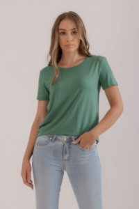 Blusa Fabi verde