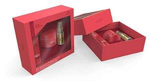 Kit BOX Wella Professionals Invigo Color Brilliance & Oil Reflections (3 Produtos)
