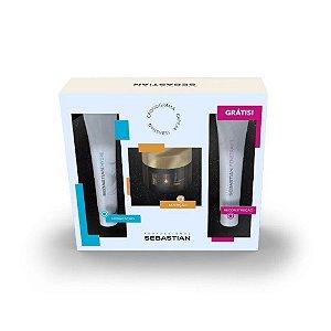 Kit BOX Cronograma Sebastian Kit Penetraitt + Dark Oil + Hydre (3 Produtos)