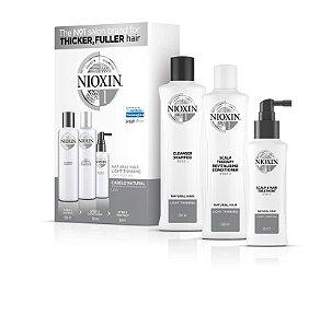 Nioxin Sistema 1 - Kit de Tratamento 150ml -  (3 Produtos)