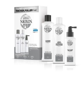 Nioxin Sistema 1 - Kit de Tratamento Trial 150 ML - Pequeno (3 Produtos)