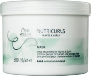 Wella Professionals Nutricurls - Máscara Reconstrutora 500ml