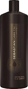 Shampoo Sebastian Professional Dark Oil -  1 Litro