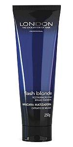 FLASH BLONDE MÁSCARA MATIZADORA 250ml