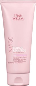Wella Professionals Invigo Blonde Recharge - Condicionador Desamarelador 200ml