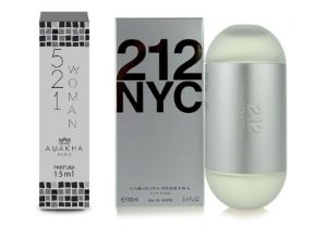 Perfume - 521 For Woman (Ref. 212 NYC Carolina Herrera)