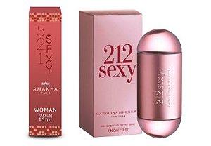 Perfume - 521 Sexy (Ref. 212 Sexy)