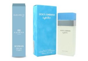 Perfume - Elegance Light Blue (Ref. D&G Light Blue)