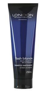 FLASH BLONDE SHAMPOO MATIZADOR 250ml