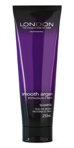 SMOOTH ARGAN SHAMPOO 250ml