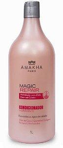 Magic Repair - Condicionador - Hidratação com Efeito Desmaia Cabelo - 1L