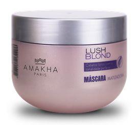 Lush Blond - Máscara Matizadora