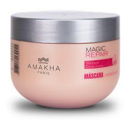Magic Repair - Máscara Hidratante - Efeito Teia - Hidratação Condicionante - 280g