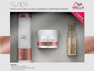 Kit Box Wella Professionals Fusion
