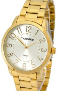 Relógio Luxo Mondaine
