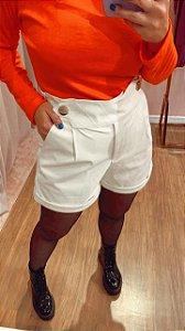 Shorts Pamela Branco