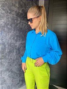 Camisa Tania Azul