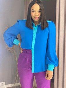 Camisa Pietra Azul