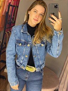 Jaqueta Jeans Gold