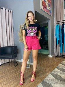 Shorts Paris Pink