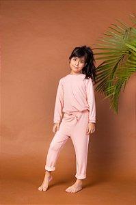 Conjunto Pijama Longo - Anoitecer