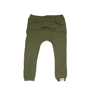 Calça saruel Verde Militar
