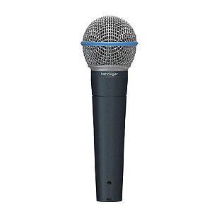 Microfone Com Fio Behringer BA 85A